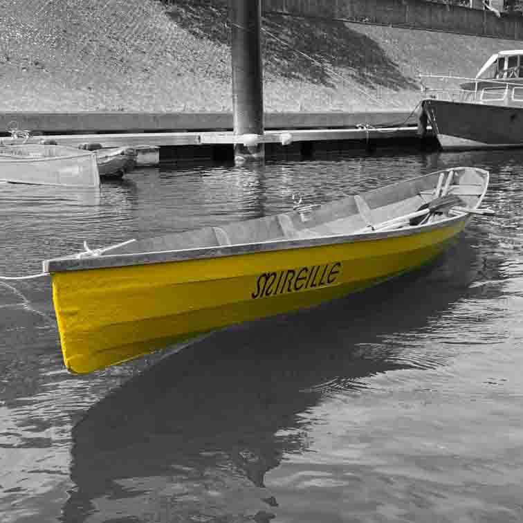 Mutations fait des barques